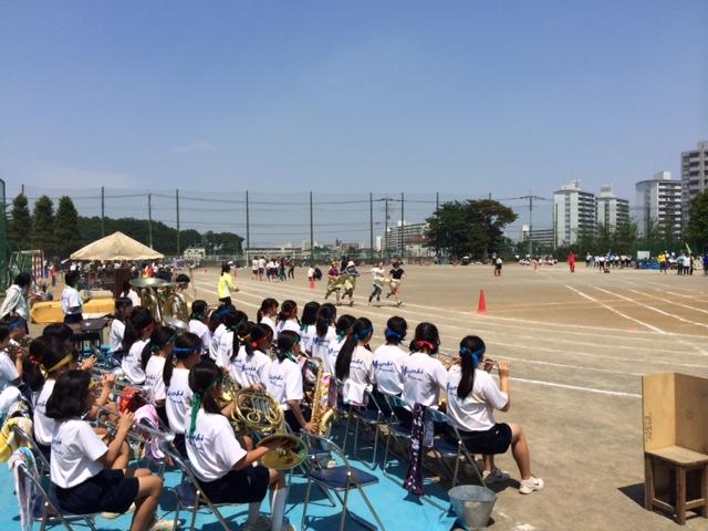 真夏日の体育祭_d0130714_1450409.jpg