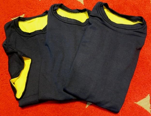 6/1(日)入荷!ALL COTTON U.S NAVY リバーシブルTシャツ!_c0144020_21335124.jpg
