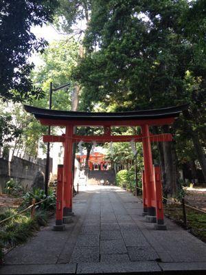 熊野神社。_b0135325_18403813.jpg