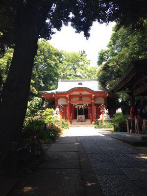 熊野神社。_b0135325_18404155.jpg