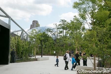 糸井さんの「パリの動物園とオレたちの歯」 パリ4日目_c0024345_17112592.jpg