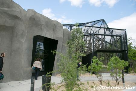 糸井さんの「パリの動物園とオレたちの歯」 パリ4日目_c0024345_17114482.jpg