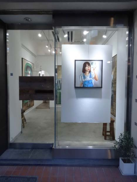 木下貴志展「刻をかける少女」@4日目_e0272050_19103877.jpg