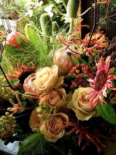 ご注文のお花たち。。。_a0229658_2285714.jpg
