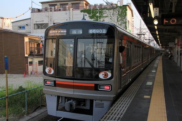 66系 堺筋線 目玉の電車????_d0202264_20181068.jpg