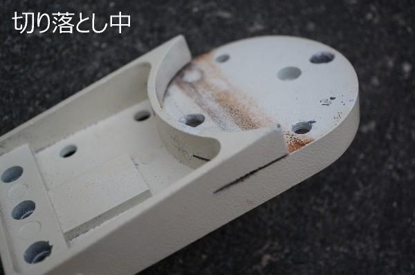 片持ちフォーク式赤道儀の試作(4) ポルタのフォークアームを使う_a0095470_23442179.jpg