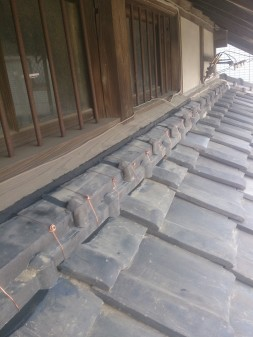 さいたま市南区で瓦屋根工事_c0223192_2319145.jpg