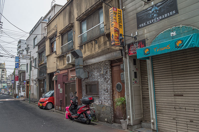 色の街 2014 -18 神奈川県横浜市 野毛から曙町へ_f0215695_14533028.jpg