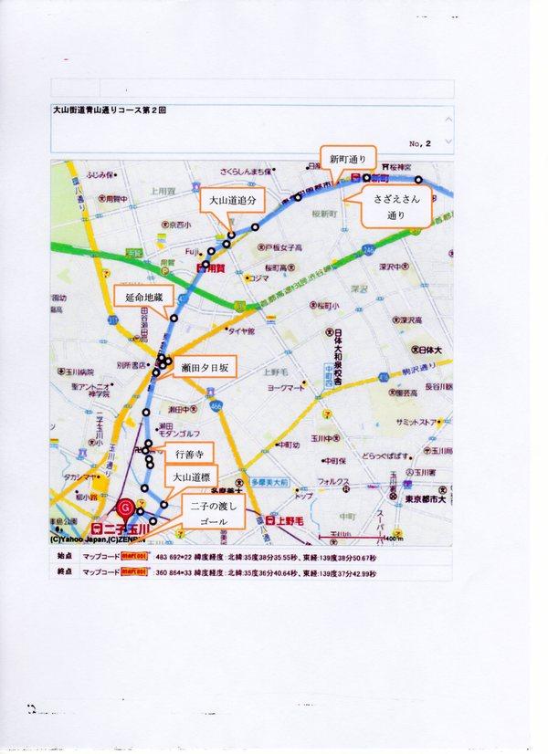 大山街道・青山通りガイドウォーク2回目の報告_a0215849_15133314.jpg