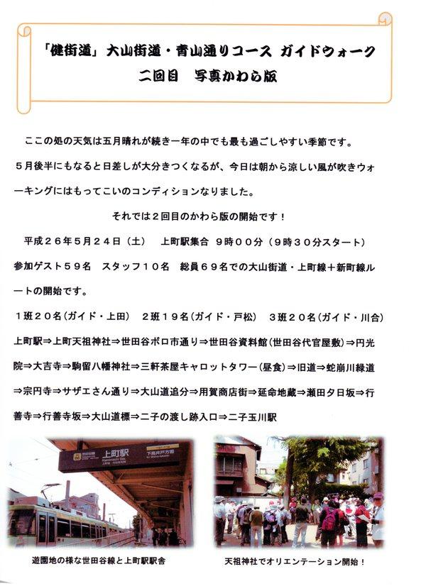 大山街道・青山通りガイドウォーク2回目の報告_a0215849_15163584.jpg