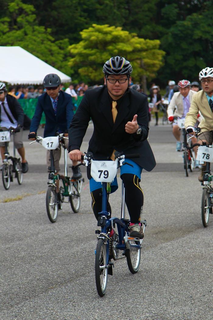 BROMPTON JAPANESE CHAMPIONSHIP 2014_d0197762_10503890.jpg