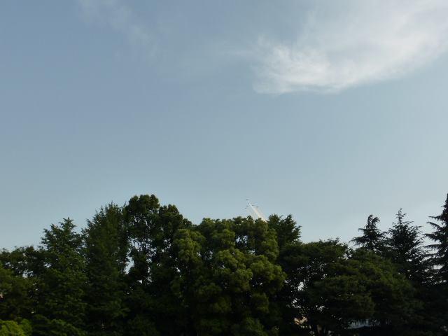 ブルーインパルスを見てきました! その②_c0100865_10130202.jpg