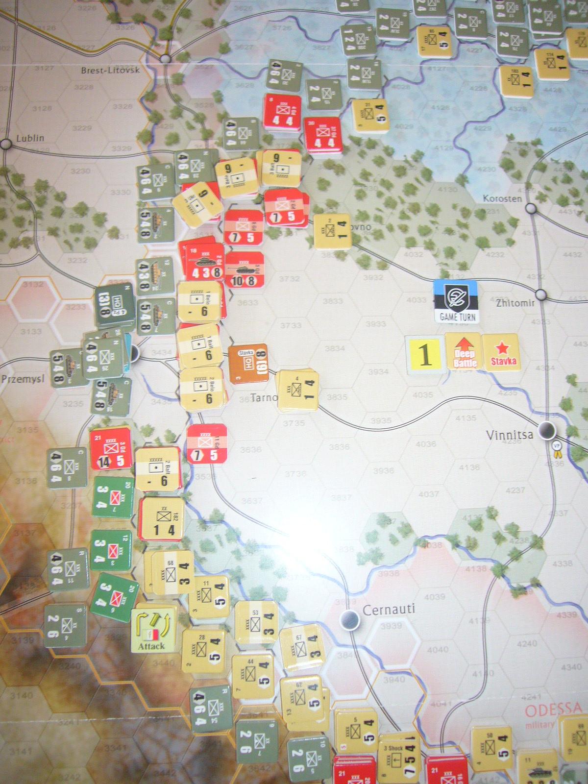 着いたぞ、呪わしのドイツ!The Dark Valley(GMT)1944開始キャンペーンその①_b0173672_251179.jpg