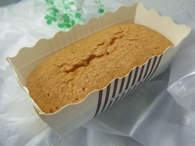 大豆ケーキ プレーン_f0076001_2131231.jpg