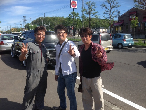 6月1日のランクル、ハマー、リッチレンタカーのトミーブログ 社長ブログ_b0127002_2351539.jpg