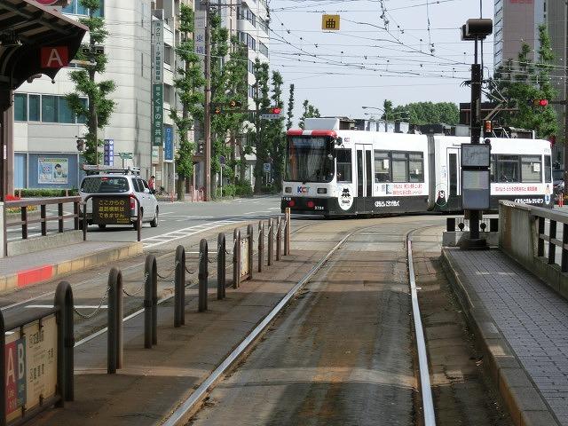市民や観光客の足として市電がかっこよく走る街 熊本市と鹿児島市_f0141310_7515767.jpg