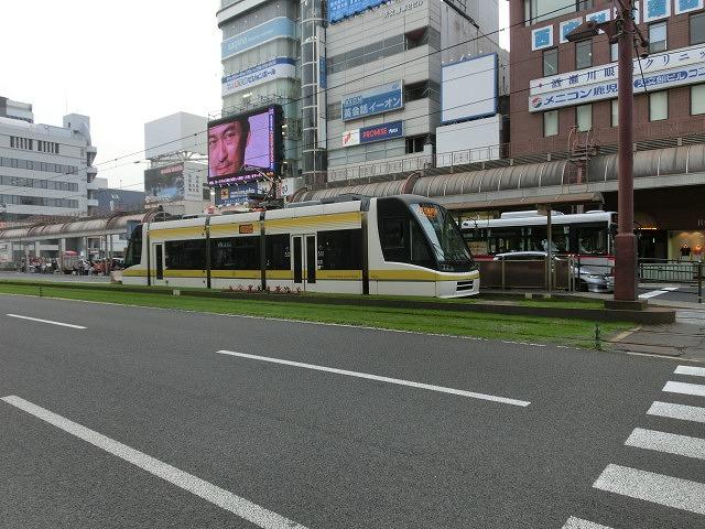 市民や観光客の足として市電がかっこよく走る街 熊本市と鹿児島市_f0141310_7551459.jpg