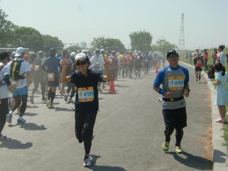 6月1日(日) 100kマラソンの日_d0278912_273252.jpg