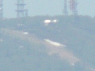 手稲山頂の雪も最後か_c0025115_20142038.jpg