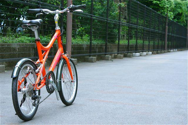 ルイガノ『 MV 1』おしゃれ ミニベロ 女子 自転車_b0212032_21291373.jpg