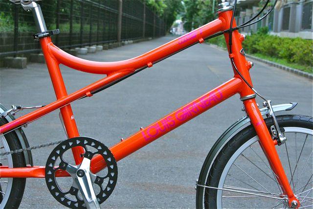 ルイガノ『 MV 1』おしゃれ ミニベロ 女子 自転車_b0212032_2129285.jpg