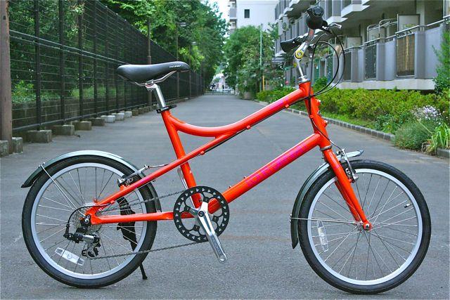 ルイガノ『 MV 1』おしゃれ ミニベロ 女子 自転車_b0212032_21293190.jpg