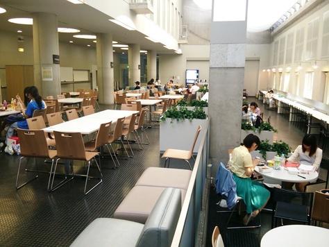 2014.05.28 武蔵野大学ラーニングスクエアを見る_f0138645_9514963.jpg