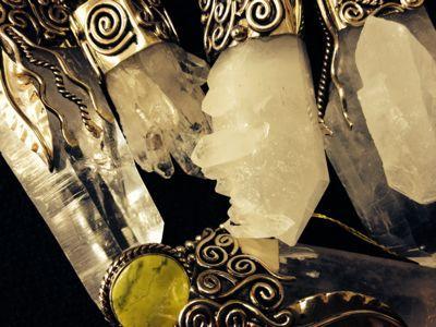 アンデス産水晶原石ペンダントトップも入荷しました_d0187468_1511742.jpg