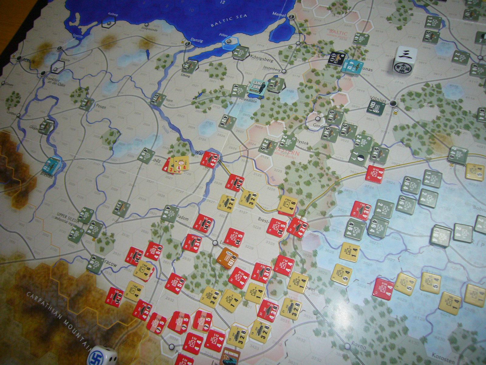 蛮族なんぞ許すべき The Dark Valley(GMT)1944開始キャンペーンその③_b0173672_22252452.jpg