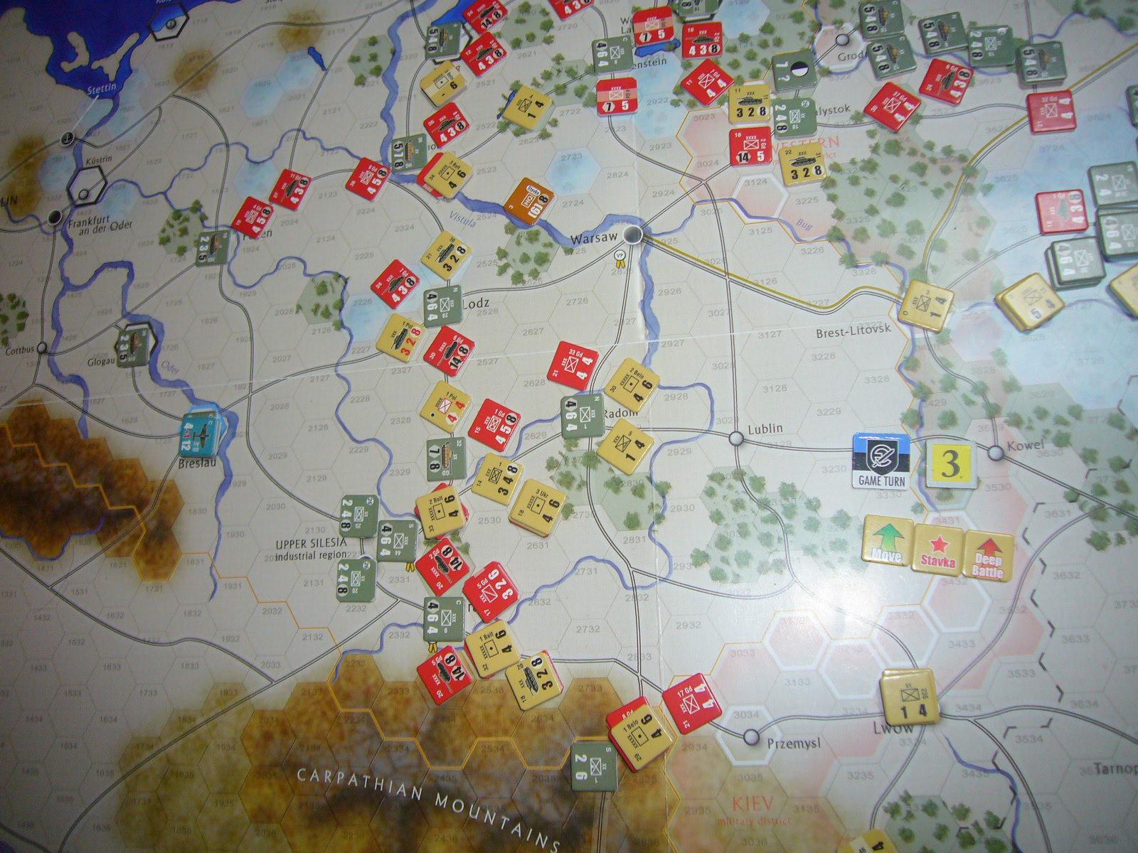 蛮族なんぞ許すべき The Dark Valley(GMT)1944開始キャンペーンその③_b0173672_22262859.jpg