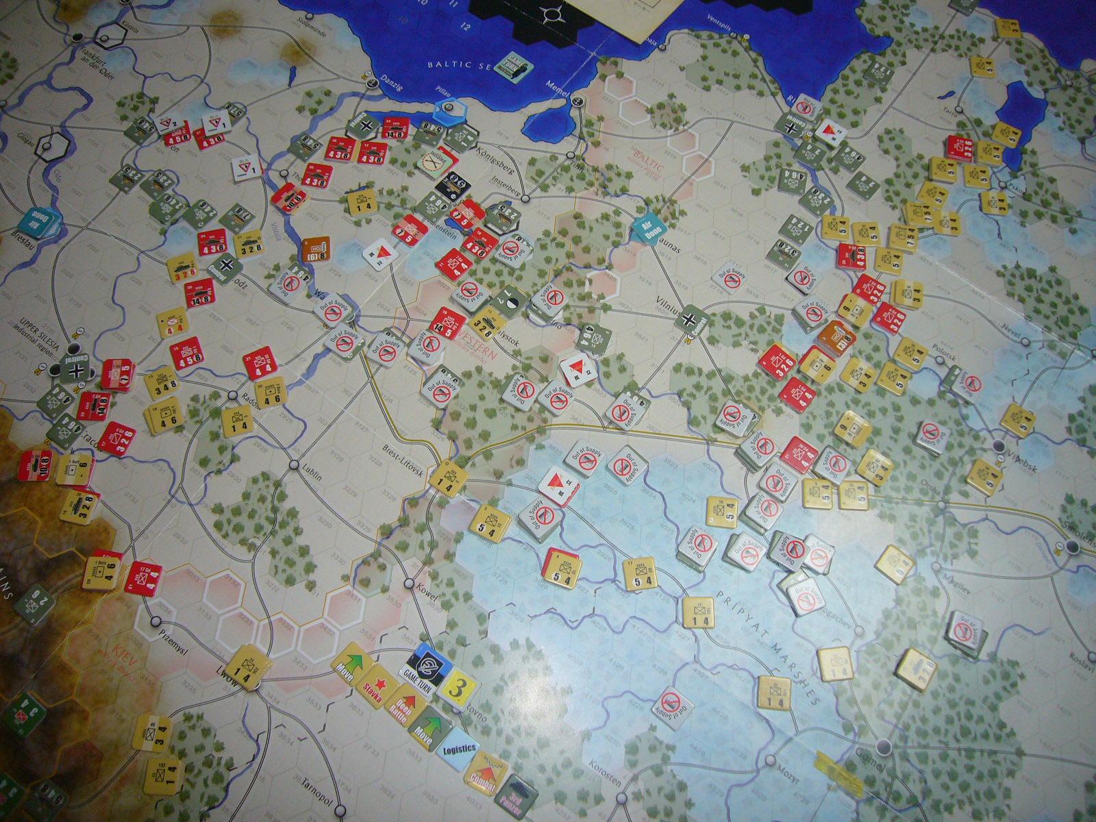 恨み尽きせぬ蛮族を The Dark Valley(GMT)1944開始キャンペーンその④_b0173672_2232480.jpg