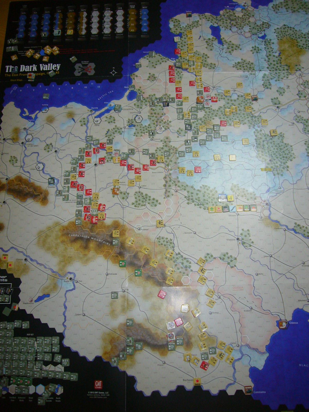 恨み尽きせぬ蛮族を The Dark Valley(GMT)1944開始キャンペーンその④_b0173672_2234880.jpg