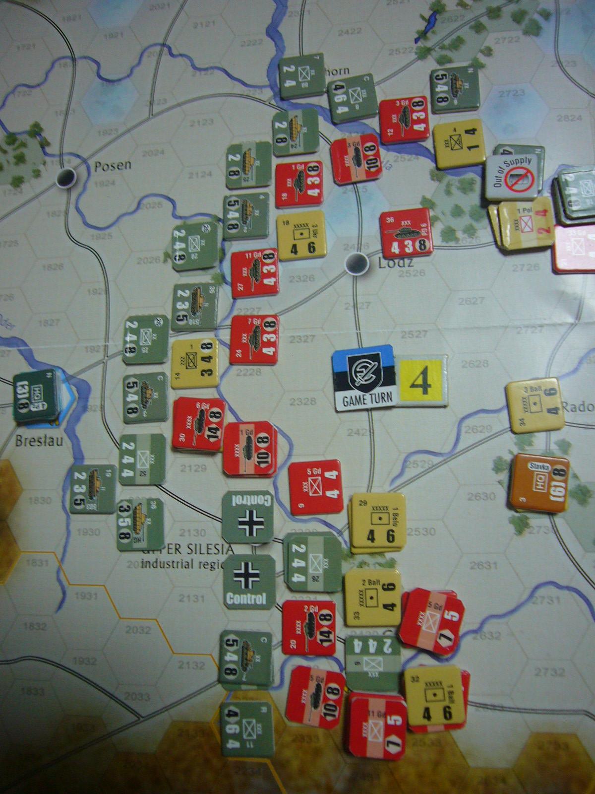 恨み尽きせぬ蛮族を The Dark Valley(GMT)1944開始キャンペーンその④_b0173672_22364651.jpg