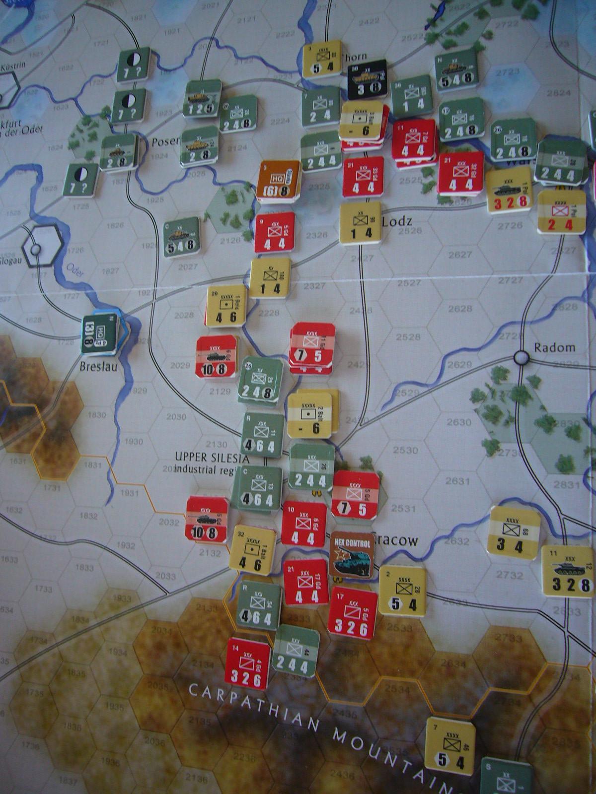 敵地に一歩我れ踏めば The Dark Valley(GMT)1944開始キャンペーンその⑥_b0173672_22475186.jpg