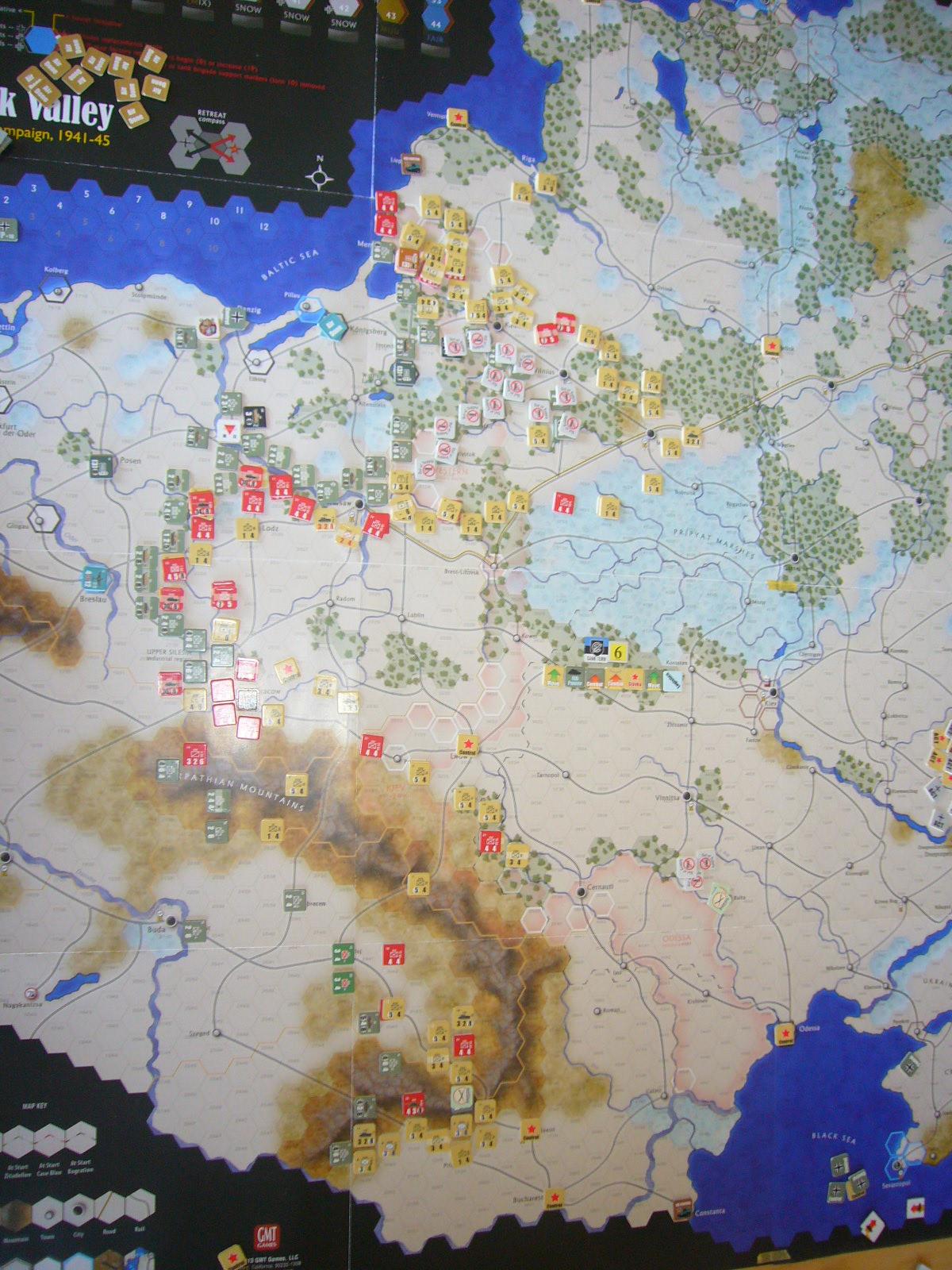 敵地に一歩我れ踏めば The Dark Valley(GMT)1944開始キャンペーンその⑥_b0173672_22482469.jpg