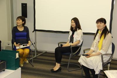 第2回 GIRL meets GIRL Collegeを開催しました!_c0212972_1311134.jpg