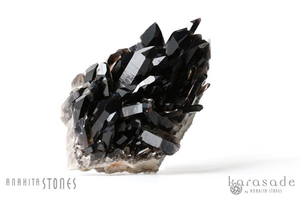 黒水晶原石(アメリカ・アーカンソー州産)_d0303974_11532384.jpg