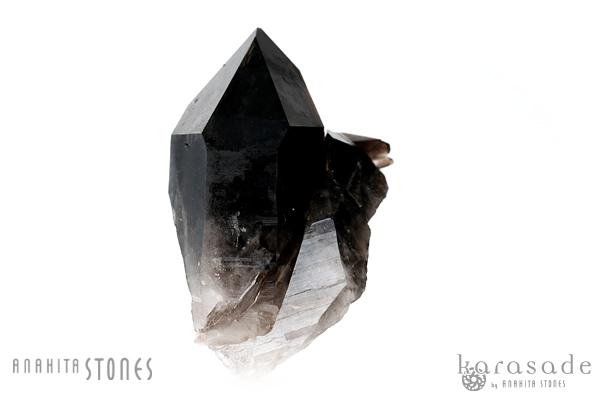 黒水晶原石(アメリカ・アーカンソー州産)_d0303974_13372665.jpg