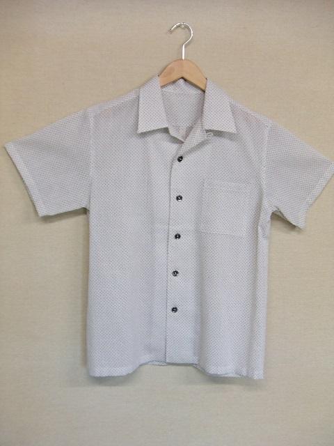 麻の服・木綿の服_a0154979_1330865.jpg