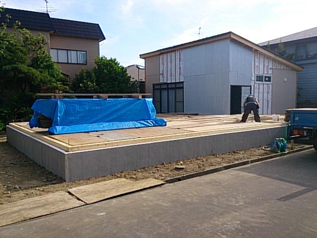 S様邸「新藤田の家」_f0150893_1973626.jpg