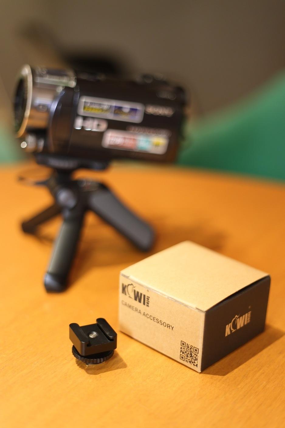 ソニー ハンディカム 変換 シュー SONY Handycam_d0081605_4441144.jpg