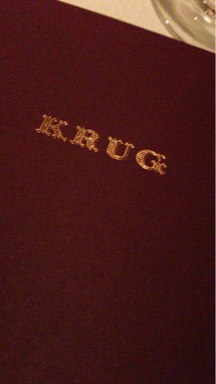 KRUGのパーティにお招き頂き_b0004907_13525630.jpg
