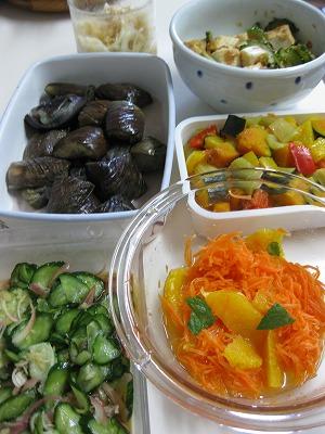 常備菜作り♪_f0116812_8494210.jpg