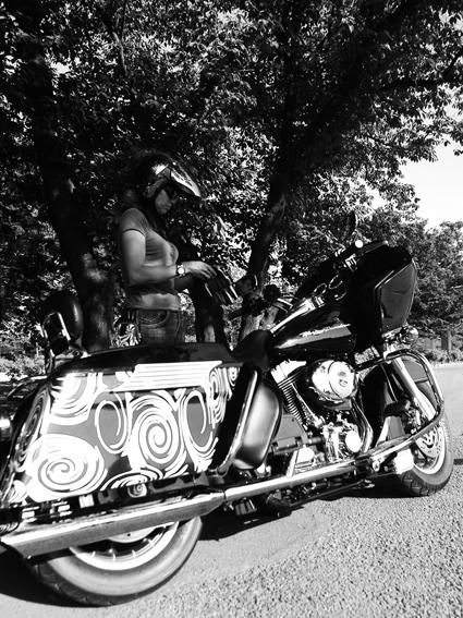 君はバイクに乗るだろう VOL.106_f0203027_10104742.jpg