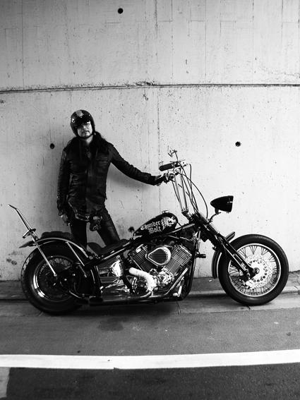 5COLORS「君はなんでそのバイクに乗ってるの?」#83_f0203027_1071717.jpg