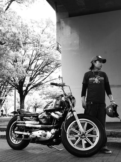 5COLORS「君はなんでそのバイクに乗ってるの?」#83_f0203027_952846.jpg