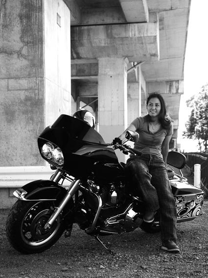 5COLORS「君はなんでそのバイクに乗ってるの?」#83_f0203027_953446.jpg