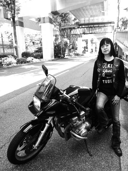 5COLORS「君はなんでそのバイクに乗ってるの?」#83_f0203027_953683.jpg