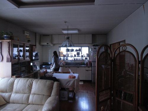 E様邸(安佐南区上安)LDK・和室・洋間・リフォーム工事_d0125228_8142536.jpg