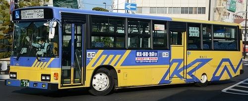 明光バス 日野KC-HU2MPCA +日野車体_e0030537_21363224.jpg
